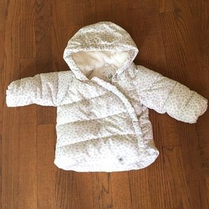 Great used condition baby coat